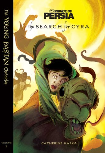 The Search for Cyra (Disney Prince of Persia: The Young Dastan Chronicles), Buch