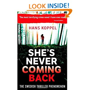 She's Never Coming Back - Hans Koppel
