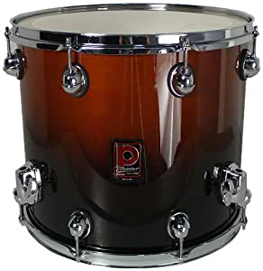 Premier drums genista series 42836crf 1 piece maple short for 16x14 floor tom