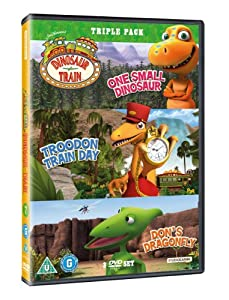 Dinosaur Train Triple Pack [DVD]