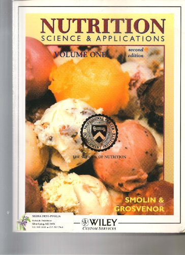 Wcs Nutrition: Science & Applications For Professional Career Development Institute