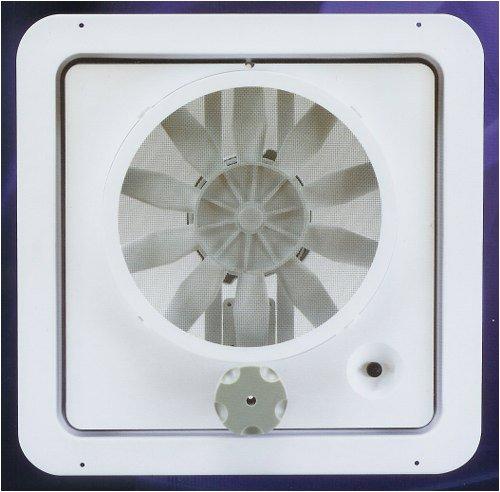 Vortex High Velocity RV Roof Vent Retrofit Kit (High Velocity Vent Fan compare prices)