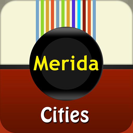 merida-offline-map-travel-guide