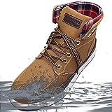 [防水] リベルト エドウイン レインシューズ メンズ ブーツ レインブーツ スノーブーツ スノーシューズ 防滑 防寒 スニーカー 60246-ye-250