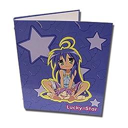Lucky Star Konata Binder