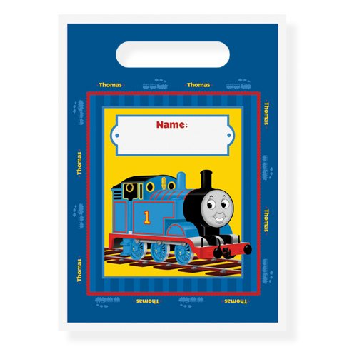 Buy Thomas and Friends – Party Supplies – Treat Sacks