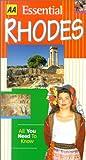 Aa Essential Rhodes (Aaa Essential Travel Guide Series)