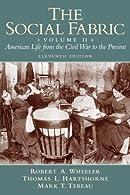 Social Fabric, Volume II, The