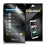 (3-Pack) EZGuardZ Kurio Touch 4S Model 96201 Tablet Screen Protector (Ultra Clear)