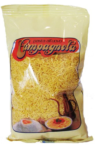 Campagnola Pasta All' Uovo Egg Puntine Pastina Pasta 250 gram