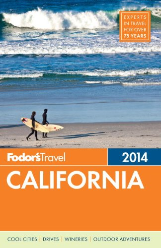Fodor's California 2014 (Full-color Travel Guide)