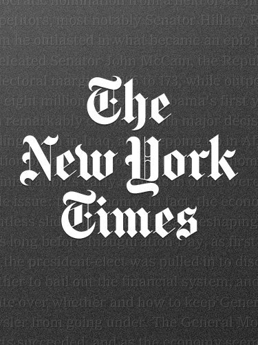 The New York Times   Daily Edition For Kindle