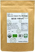 ZEDA Tea - Korean 100 Pure Organic Matcha Green Tea Powder - Deep Flavor USDA certified - 7 oz  200