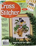 img - for The Cross Stitcher Magazine (Cat Montage, Tea Cozzies, #1 Dad, Bar-B-Que King Apron, Etc., Vol. 14, No. 2) book / textbook / text book