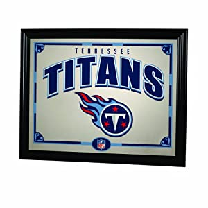 NFL Tennessee Titans 22 Inch Printed Mirror by The Memory Company