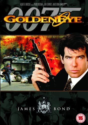 Bond Remastered - Goldeneye (1-disc) [DVD] [1995]