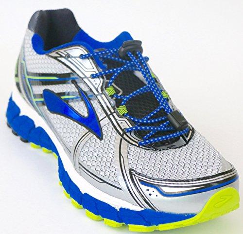 9ccf0d6e8ac5 No Tie Elastic Shoelaces by Lemon Hero – Lots of Reflective Colors. Our Shoe  Laces Fit Shoes and Boots.