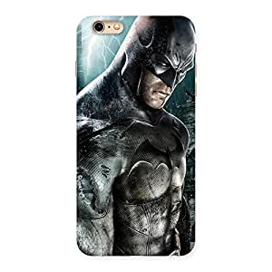 Cute Premier Knight Force Multicolor Back Case Cover for iPhone 6 Plus 6S Plus