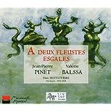 A Deux Fleustes Esgales: Baroque Flute Duets ~ Michel de la Barre