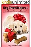 Dog Treat Recipes II