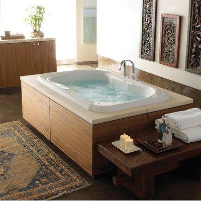 Bellavista 66 X 42 Whirlpool Tub Color Black Inexpensive