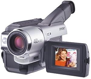 Sony CCD-TRV58 20x Optical Zoom 460x Digital Zoom Hi8mm Camcorder