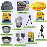 HD ENTHUSIAST ACCESSORY KIT FOR SONY HDR-HC3 HC7 HC5