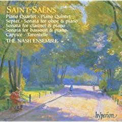 Piano Quartet Quintet & Septet / Oboe Sonata