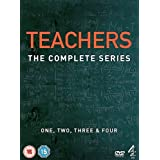 Teachers Complete Series 1-4 [DVD]by Andrew Lincoln