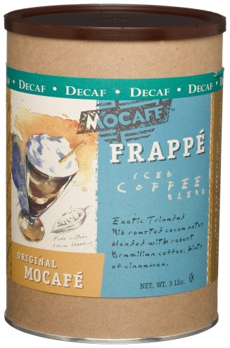 Decaf Original Mocafe Mocha Frappe