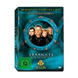 Stargate Kommando SG-1 - Season 7 (6 DVDs)von &#34;Richard Dean Anderson&#34;