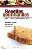 echange, troc Eva Claire Pasquier - Recettes gourmandes pour personnes sensibles (sans gluten, sans oeufs, sans lait)