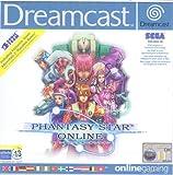 Phantasy Star Online (Dreamcast)