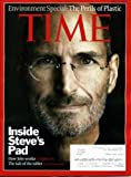 img - for Time April 12 2010 Steve Jobs on Cover, Inside Apple's iPad, Environment Special: The Perils of Plastic, Google Super-High Speed Broadband Network, Matisse Show in Chicago, Anne Lamott, Sam Worthington Q&A book / textbook / text book