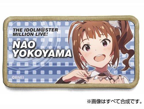 アイドルマスターミリオンライブ! 横山奈緒 脱着式フルカラーワッペン