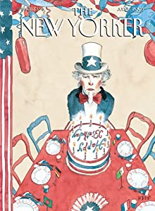 The New Yorker (July 4, 2005) | [David Remnick, Alec Wilkinson, Jeffrey Goldberg, Bruce McCall, Cristina Henriquez, Nancy Franklin, John Lahr]