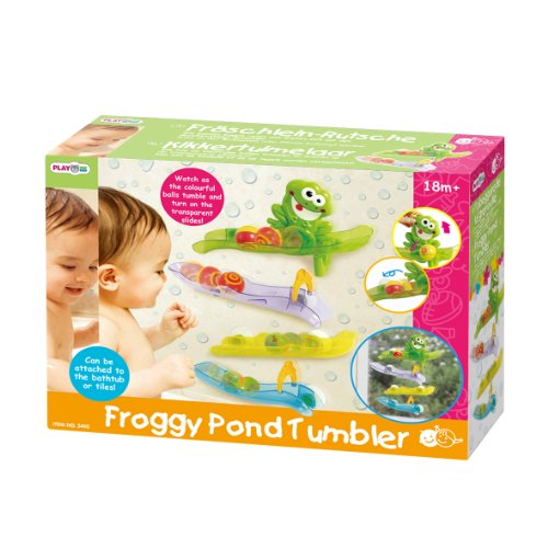 PlayGo Froggy Pond Tumber