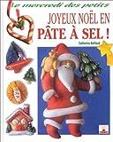 Joyeux Noël en pâte à sel !