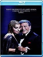 Tony Bennett And Lady Gaga: Cheek To Cheek [Blu-ray] [2015]