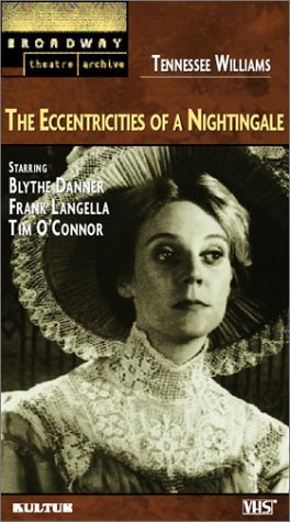 Eccentricities of a Nightgale [VHS] [Import]