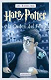 Harry-Potter-Y-La-Orden-Del-Fenix-Harry-Potter-And-The-Order-Of-The-Phoenix-Turtleback-School--Library-Binding-Edition-Spanish-Edition