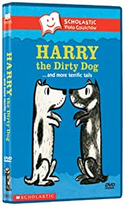 Harry the Dirty Dog & More Terrific Tails (Scholastic Video Collection)