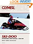 Ski-Doo Snowmobile Shop Manual, 1990-...