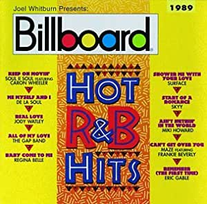 Various artists surface skyy miki howard maze gap for Top songs of 1988