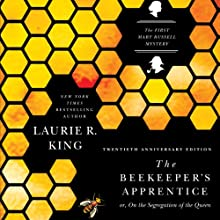 The Beekeeper's Apprentice, or On the Segregation of the Queen: Mary Russell and Sherlock Holmes, Book 1 (       UNABRIDGED) by Laurie R. King Narrated by Jenny Sterlin