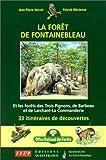 echange, troc Jean-Pierre Hervet, Patrick Mérienne - La Forêt de Fontainebleau