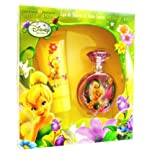 Disney Tinkerbell Set with Eau De Toilette Spray 1.7 oz and Lotion 2 oz