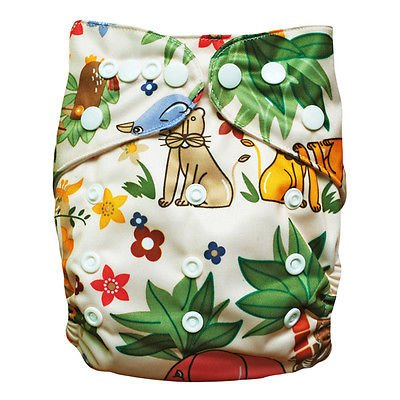 Cloth Diapers With Disposable Inserts front-1059503