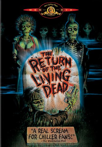 Return of the Living Dead [DVD] [1984] [Region 1] [US Import] [NTSC]