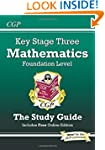 KS3 Maths Study Guide (with online ed...
